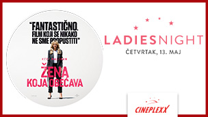 LADIES NIGHT ŽENA KOJA OBEĆAVA