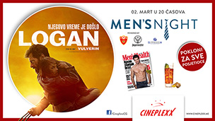 "Men's Night ""Logan"""