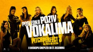 Pitch Perfect 3 – Na putu do zvijezda